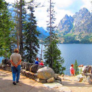File:Jenny Lake ,Jackson Hole Grand Teton NP Wyoming - panoramio