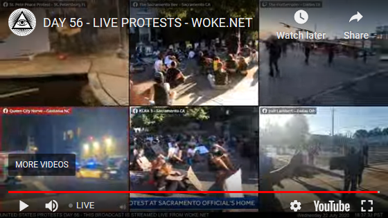 Live stream Sacramento Protest California