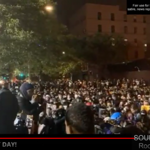 Rochester Protest Live Streaming. New York Stream