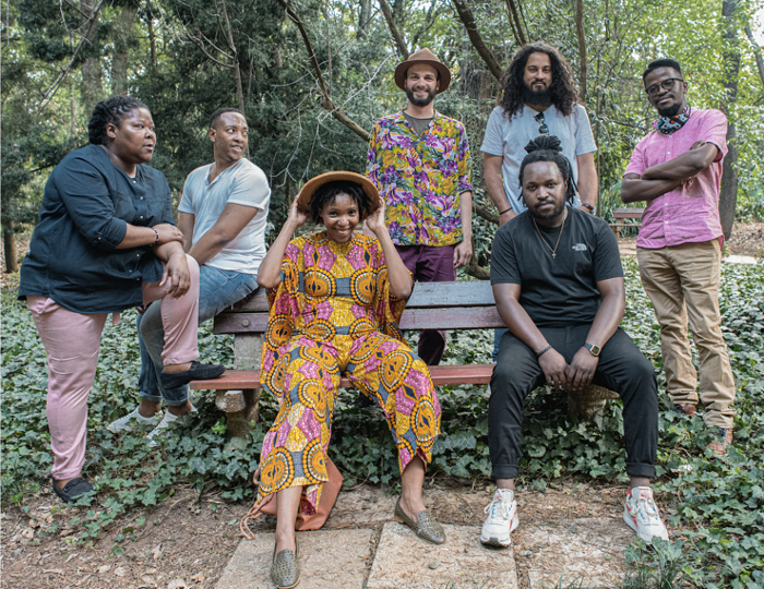 Artists featured on the South African jazz compilation Indaba Is will take over the PDX Jazz Festival this weekend, live from Johannesburg.