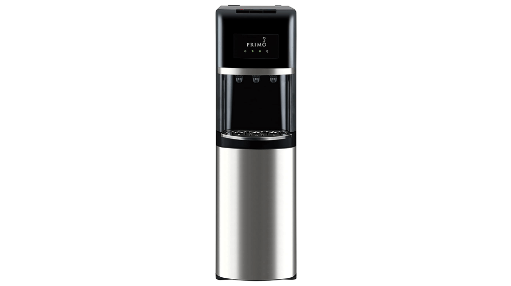 Primo Bottom Loading Water Cooler - 3 Temperature Settings, Hot, Cold, Cool - Energy Star Rated Water Dispenser