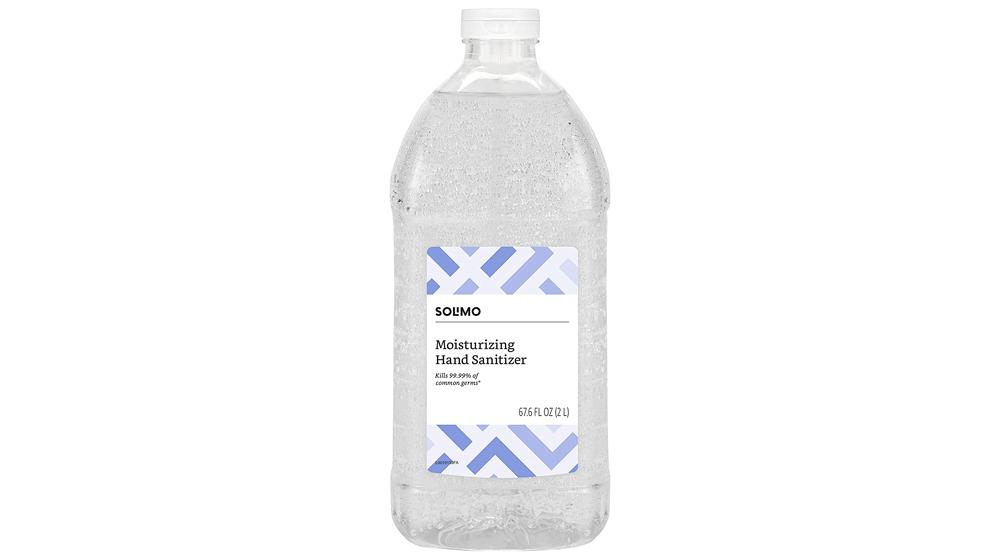 Amazon Brand - Solimo Hand Sanitizer