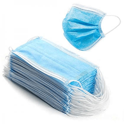Disposable-Face-Masks-50-PCS-For-Home-Office-3-Ply-Breathable-Comfortable-Filter-Safety-Mask