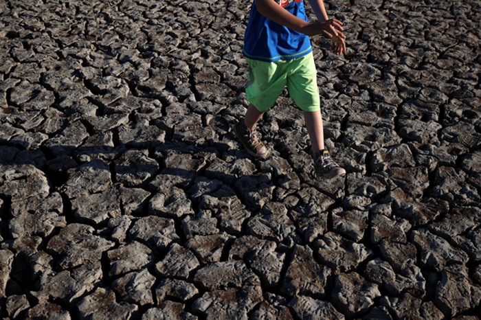 Oregon, get ready for drought summer.