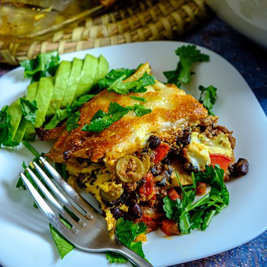 Pastelón – the Puerto Rican Lasagne