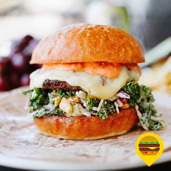 New Seasons is one of the Burger Week participants offering takeout!