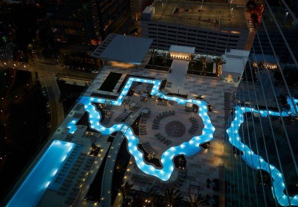 Photo via Business Owner,  Marriott Marquis Houston