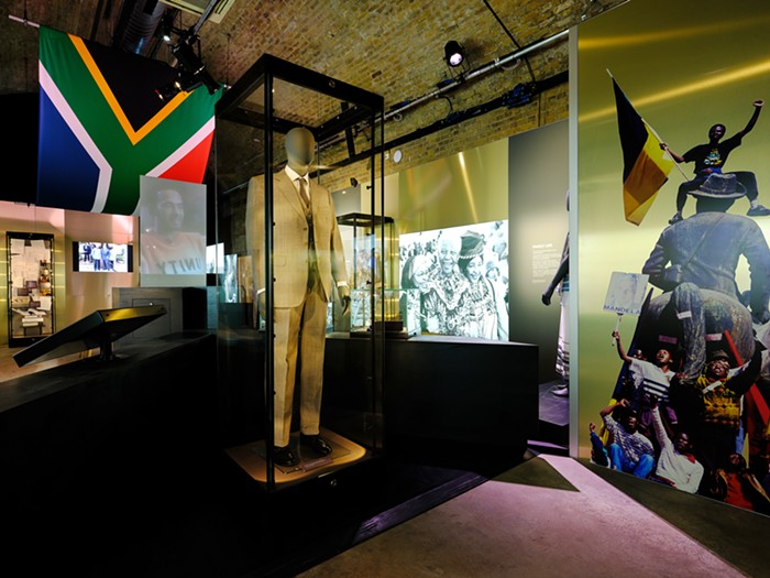 OMSIs Mandela: The Official Exhibition will give you the chance to view personal memorabilia from the iconic freedom fighter up close.